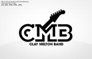 Clay Melton Band Logo - Entry #84
