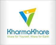 KharmaKhare Logo - Entry #215