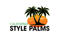 California Style Palms Logo - Entry #10