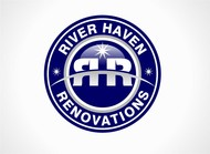River Haven Renovations Logo - Entry #13
