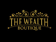 the wealth boutique Logo - Entry #23