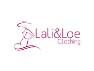 Lali & Loe Clothing Logo - Entry #1