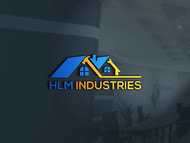 HLM Industries Logo - Entry #176