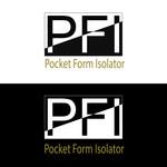 Pocket Form Isolator Logo - Entry #140