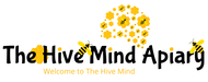 The Hive Mind Apiary Logo - Entry #84