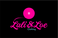 Lali & Loe Clothing Logo - Entry #39