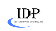 IVESTER DRYWALL & PAINTING, INC. Logo - Entry #130