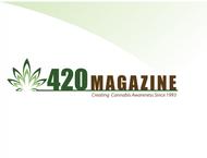 420 Magazine Logo Contest - Entry #59