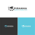 Piranha Energy & Consulting Logo - Entry #45