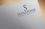 Sunshine Homes Logo - Entry #252