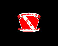 ScubaMaster Instructor Academy Logo - Entry #50