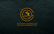 Golden Oak Wealth Management Logo - Entry #64