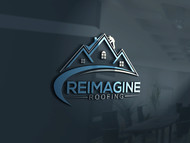 Reimagine Roofing Logo - Entry #285