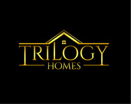 TRILOGY HOMES Logo - Entry #134