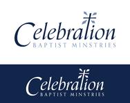 Celebration Baptist Ministries Logo - Entry #6
