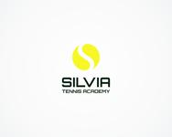 Silvia Tennis Academy Logo - Entry #154