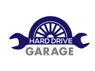 Hard drive garage Logo - Entry #72
