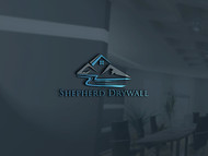 Shepherd Drywall Logo - Entry #288