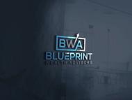 Blueprint Wealth Advisors Logo - Entry #358
