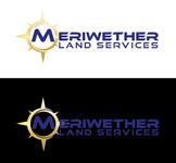 Meriwether Land Services Logo - Entry #2