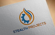 Stealth Projects Logo - Entry #294
