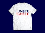 Unite not Ignite Logo - Entry #144