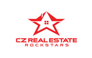 CZ Real Estate Rockstars Logo - Entry #67