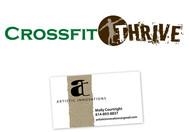 CrossFit Thrive Logo - Entry #22