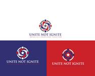 Unite not Ignite Logo - Entry #124