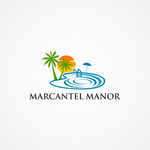 The Oasis @ Marcantel Manor Logo - Entry #126