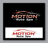 Motion AutoSpa Logo - Entry #122