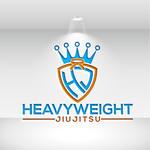 Heavyweight Jiujitsu Logo - Entry #86