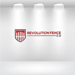Revolution Fence Co. Logo - Entry #180