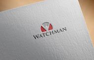 Watchman Surveillance Logo - Entry #55