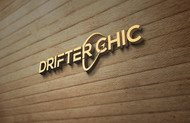 Drifter Chic Boutique Logo - Entry #344