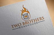 Two Brothers Roadhouse Logo - Entry #50