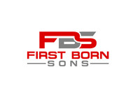 FIRST BORN SONS Logo - Entry #16