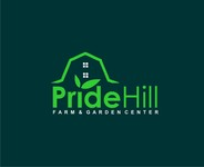 Pride Hill Farm & Garden Center Logo - Entry #88