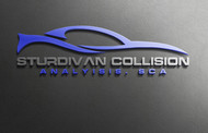 Sturdivan Collision Analyisis.  SCA Logo - Entry #144