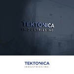 Tektonica Industries Inc Logo - Entry #171