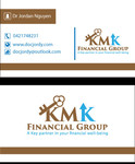 KMK Financial Group Logo - Entry #83