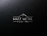 Mast Metal Roofing Logo - Entry #227