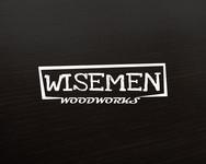 Wisemen Woodworks Logo - Entry #136