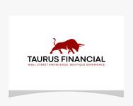 "Taurus Financial (or just ""Taurus"") Logo - Entry #13"
