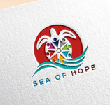 Sea of Hope Logo - Entry #154