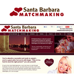 Santa Barbara Matchmaking Logo - Entry #137