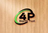 4P Wealth Trust Logo - Entry #188