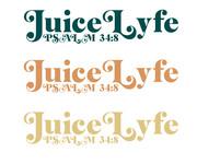 JuiceLyfe Logo - Entry #89