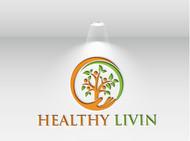Healthy Livin Logo - Entry #75