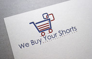 We Buy Your Shorts Logo - Entry #72